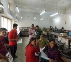 work shops under DBT Star College Program