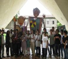 Sameeksha The Socio club 2011-12