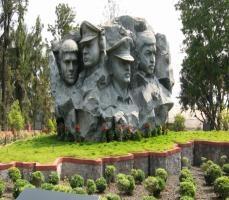 Visit to 9/11 Shahid Smarak