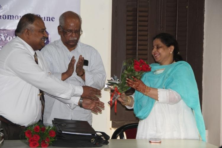 Rashtriya Ucchatar Shikshan Abhiyan and IQAC Cluster Maharashtra