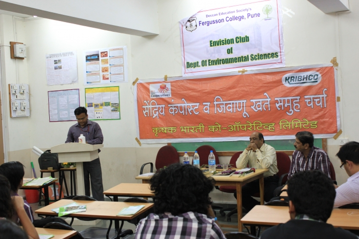 Waste management workshop