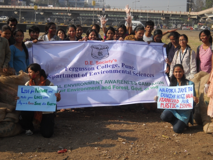 Cleanliness Drive at Mutha River