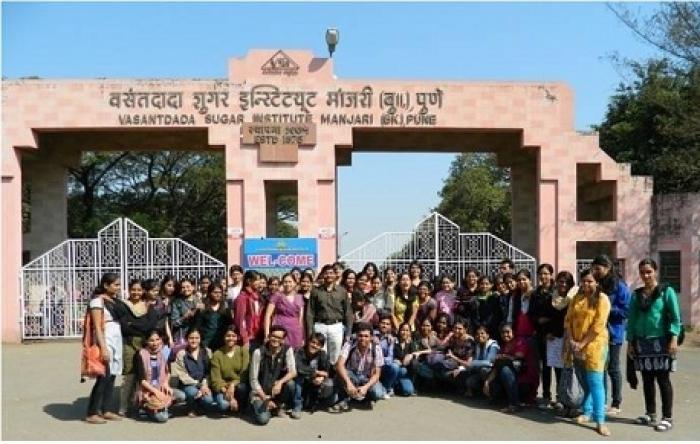 Visit to Vasantdada Sugar Institute, Pune