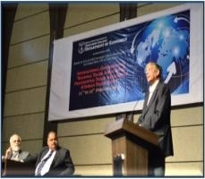 Organised International Conference on International Trade