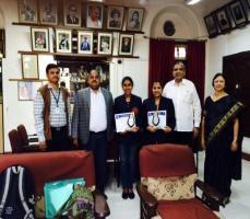Avishkar research competition winner