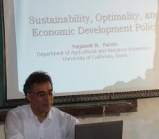 Guest Lecture by Yaganeh H. Farzin, University of California