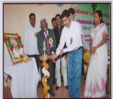 Dr. Shivaji Waghmare- Resource person for National Conference