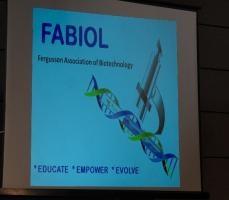 Biotech association inauguration